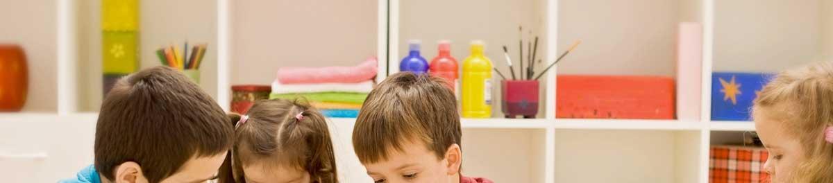 光谱幼儿园采用多元智能理论为基础进行研制开发